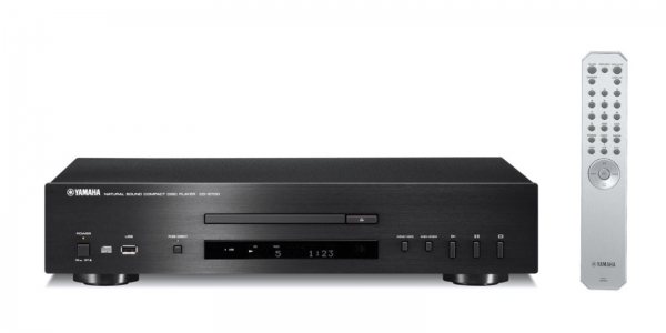 Hifis.be YAMAHA COMPACT DISC PLAYER CD-S700 BLACK