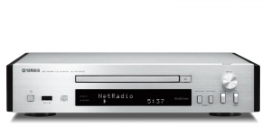Hifis.be YAMAHA COMPACT DISC PLAYER CD-NT670D SILVER