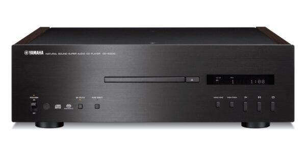 Hifis.be YAMAHA COMPACT DISC PLAYER CD-S1000 BLACK