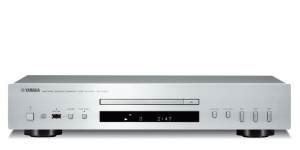 Hifis.be YAMAHA COMPACT DISC PLAYER CD-S300 SILVER