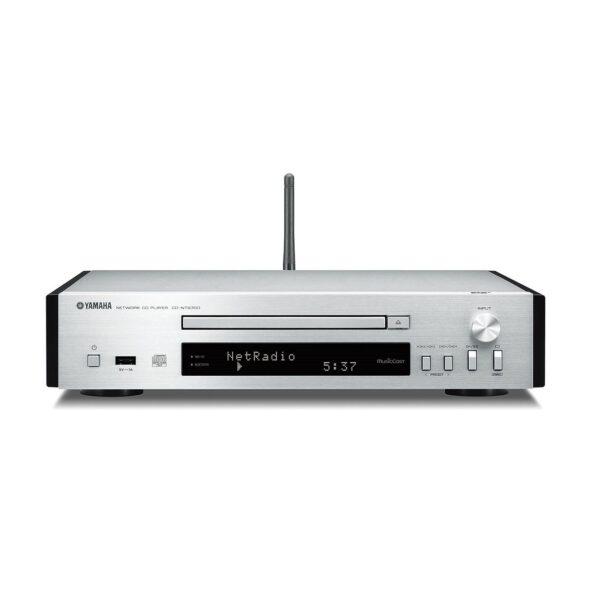Hifis.be YAMAHA COMPACT DISC PLAYER CD-NT670D BLACK
