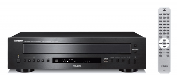 Hifis.be YAMAHA COMPACT DISC CHANGER CD-C600 BLACK