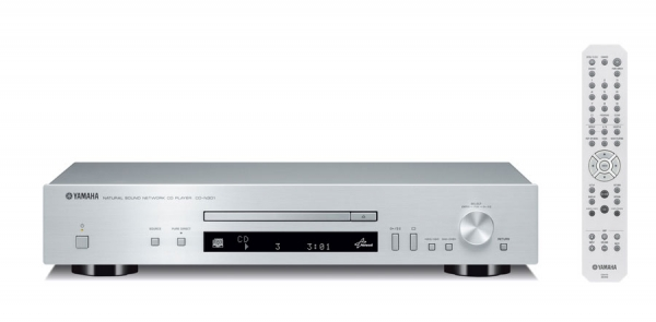 Hifis.be YAMAHA COMPACT DISC PLAYER CD-N301 SILVER