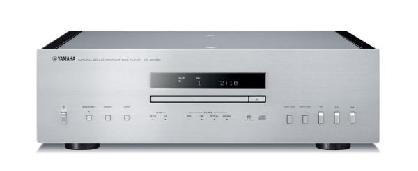 Hifis.be YAMAHA COMPACT DISC PLAYER CD-S2100 BLACK/