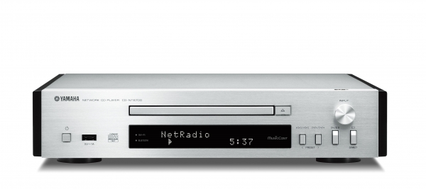 Hifis.be YAMAHA COMPACT DISC PLAYER CD-NT670D SILVE
