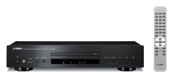Hifis.be YAMAHA COMPACT DISC PLAYER CD-S300 BLACK