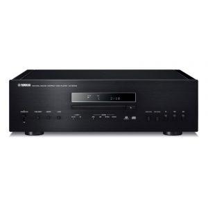 Hifis.be YAMAHA COMPACT DISC PLAYER CD-S2100 BLACK