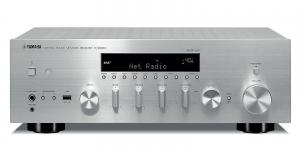 Yamaha R-N803D zilver versterker