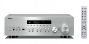 Yamaha R-N402D SILVER receiver