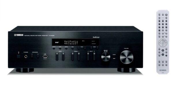 Yamaha R-N402D BLACK receiver versterker