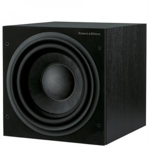 B&W LoudspeakersASW610XP Black Ash