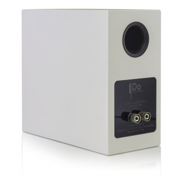 DoAcoustics Macrocosmo White matt Microdesign series