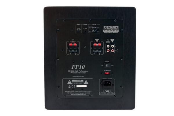 Earthquake subwoofer FF-10 465€