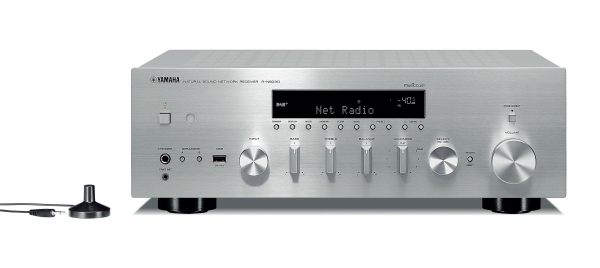 Yamaha R-N803D SILVER 899€