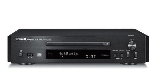 Yamaha CDNT670D zwart CD speler streamer