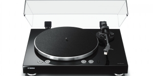 Yamaha Vinyl 500 platenspeler, streaming