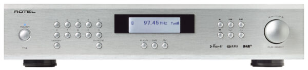 Rotel T14 Tuner zilver