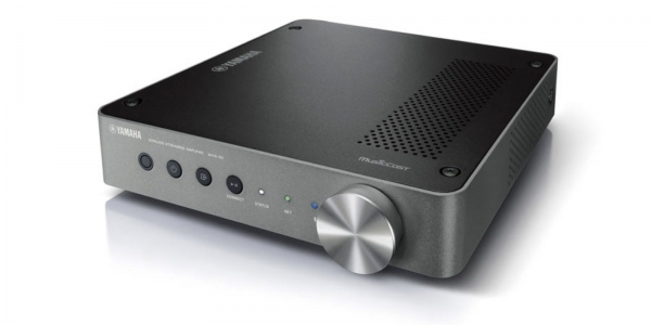 YAMAHA WIRELESS STREAMING AMPL WXA-50 DARK S GWXA-50