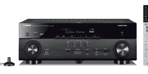 Yamaha RX-A680 surround receiver receiver zwart
