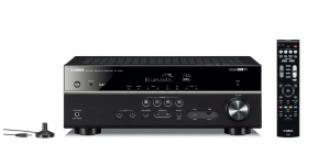 Yamaha Surround receiver RX-D485 wireless surround