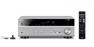 Yamaha Surround receiver RX-V485 wireless surround