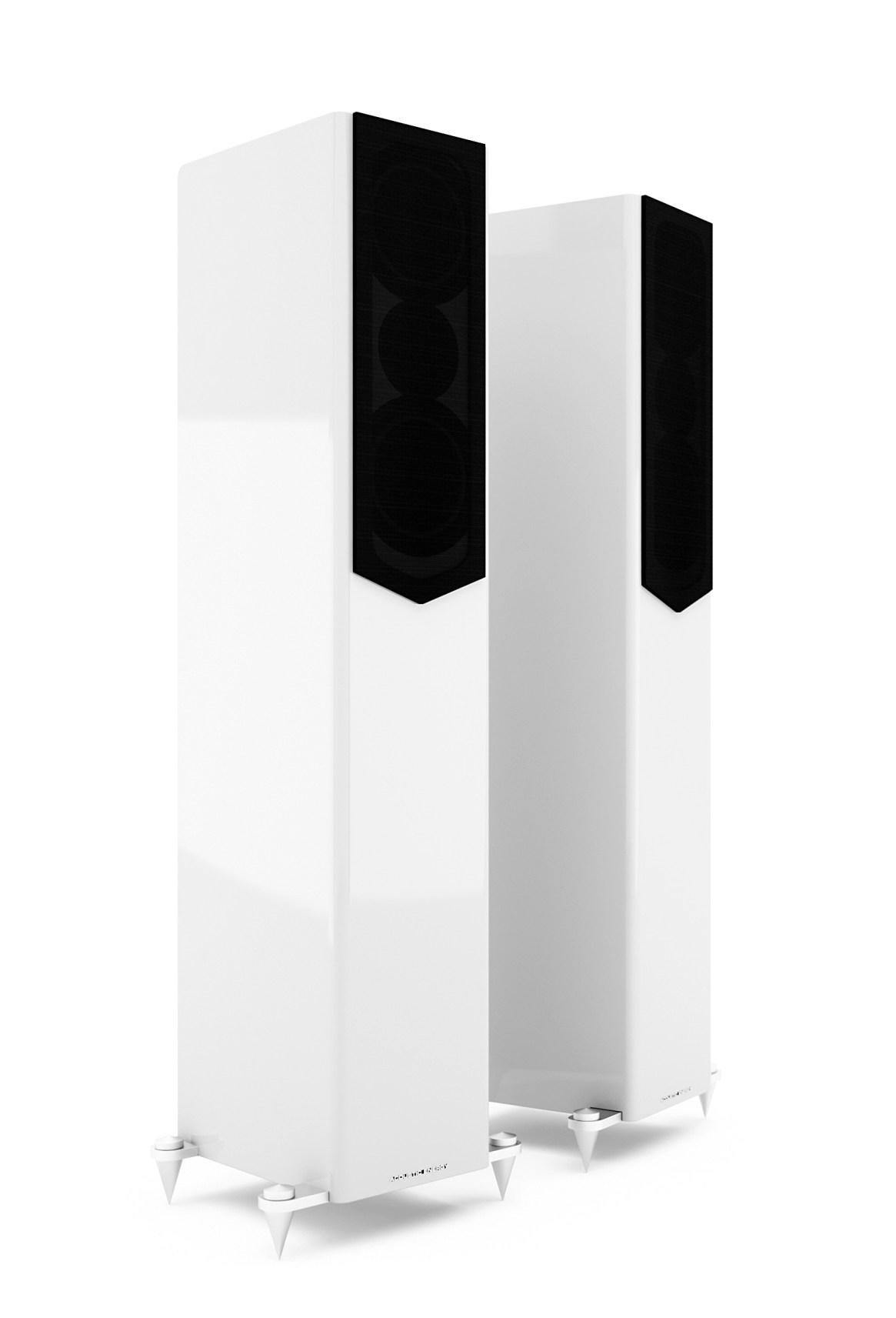 AE509 wit luidsprekers